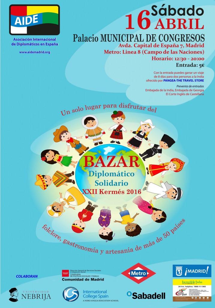 Annual Diplomatic Charity Bazaar